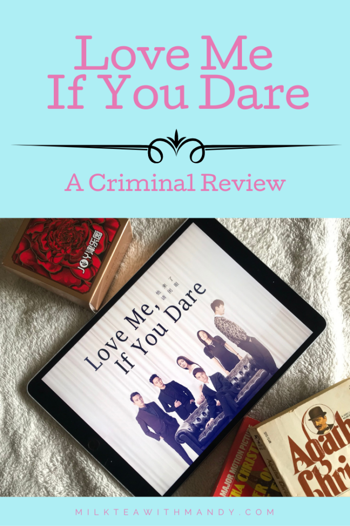Love Me, If You Dare Review